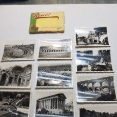 Fotografía antigua: LOTE 10 FOTOS ANTIGUAS NINES EN ALBUM ORIGINAL. Lote 130589299