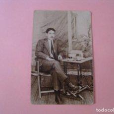 Fotografía antigua: FOTOGRAFÍA ANTIGUA. 1914. 14X9 CM.. Lote 130845764