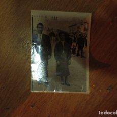 Fotografía antigua: ALICANTE FIESTAS HOGUERAS BARRACA FOTO ANTIGUA AÑOS 40. Lote 131093764