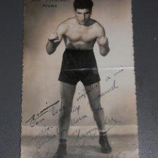 Photographie ancienne: FOTO ANTIGUA DEL AÑO DE 1952. Lote 131448794