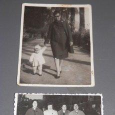 Fotografía antigua: FOTOS ANTIGUAS. Lote 131450898