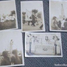 Fotografía antigua: FOTOS ANTIGUAS HISTÓRICAS BILBAO SAGRADO CORAZÓN DE JESÚS. AÑOS 20. Lote 131658242