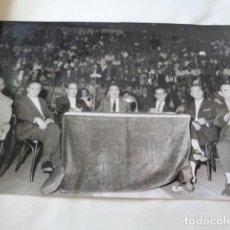 Fotografía antigua: VALENCIA. CERTAMEN DE BANDAS DE MUSICA MUNICIPALES. CATARROJA, GODELLA, SEDAVÍ, TORRENTE. 1964. Lote 132113314