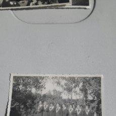 Fotografía antigua: FOTOGRAFIA COLEGIO LA ASUNCION MARIA EUGENIA DE MALAGA-SANTA CLARA 1939. Lote 132220569