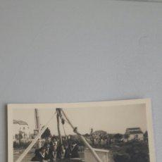 Fotografía antigua: FOTOGRAFIA COLEGIO LA ASUNCION MARIA EUGENIA DE MALAGA-SANTA EUGENIA 1944. Lote 132220779