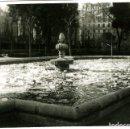 Fotografía antigua: MADRID. ASPECTO DE LA GRAN HELADA DEL RETIRO, UNA VISTA DE ESTE ESTANQUE COMPLETAMENTE HELADO. Lote 132281510