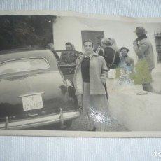 Fotografía antigua: FOTO DEL AÑO 1954. Lote 132404590
