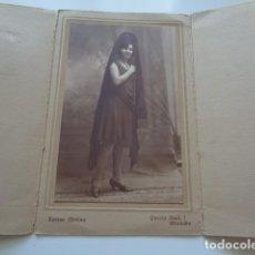 Fotografía antigua: GRANADA. FOTO TORRES MOLINA. BONITA Y ANTIGUA IMAGEN. Lote 132775526
