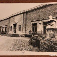 Fotografía antigua: MUSEO DE BELLAS ARTES DE BILBAO. FOTOGRAFÍA EN B/N DE LOS AÑOS 80. 18 X 24 CMS.. Lote 132959974
