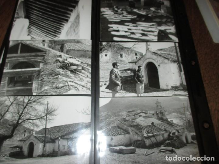 Alte Fotografie: 76 fotos de la restauración de la Iglesia de Santa María de Piedraescrita, Robledo del Mazo, Toledo. - Foto 4 - 133472138