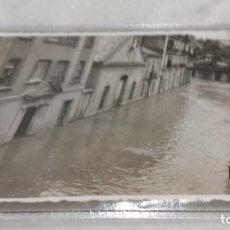 Fotografía antigua: RIADA DE VALENCIA 1957. Lote 133591486
