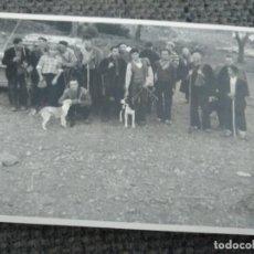 Fotografía antigua: FOTO ANTIGUA CAZA CAZADOR. Lote 133894926