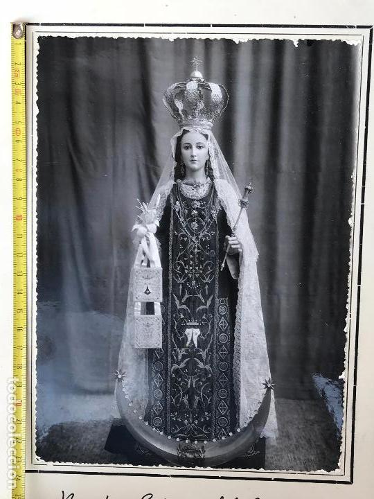 Fotografía antigua: Fotografia de nuestra señora carmen mula - Fotografo martinez caravaca - Foto 2 - 134056242
