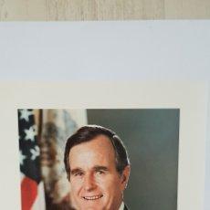 Fotografía antigua: GEORGE BUSH VICE PRESIDENTE DE EE.UU 1982. Lote 134262178