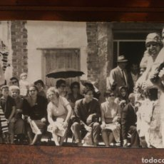 Fotografía antigua: ANTIGUA FOTO FIESTAS Y FESTEJOS DE PETREL (ALICANTE), 1963.. Lote 134445317