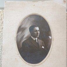 Fotografía antigua: FOTO WINOCIO, LEÓN, ORIGINAL, BUEN TAMAÑO, LA QUE SE VE. Lote 134763571