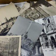 Fotografía antigua: GRAN LOTE - FOTOGRAFIAS AUTENTICAS AÑOS 40/50. Lote 135081254
