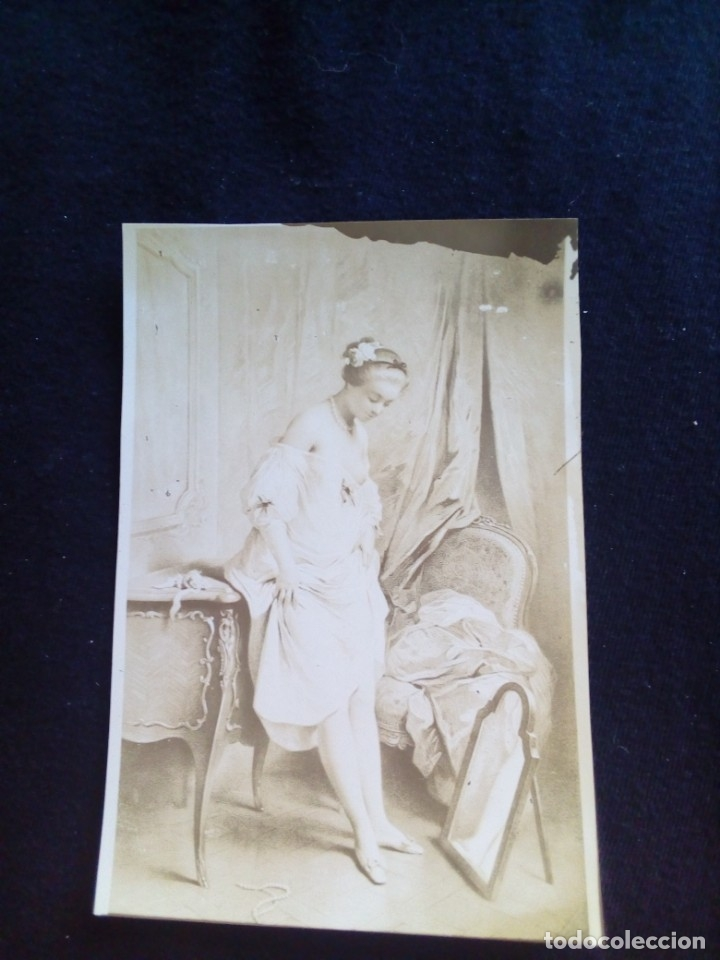 Fotografía antigua: Lote fotografías antiguas artísticas - Foto 6 - 135425830
