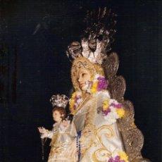 Fotografía antigua: FOTOGRAFÍA ORIGINAL VIRGEN DEL ROCÍO. Lote 136406714