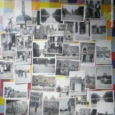 Fotografía antigua: LOTE 37 FOTOS ANTIGUAS 1934 VIAJE PAREJA VASCA POR EUROPA: LONDRES, ROMA, PISA, VIENA, COLONIA, BU. Lote 136472986