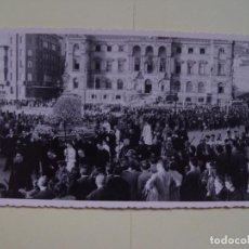 Fotografía antigua: FOTOGRAFÍA ANTIGUA: BILBAO (CASA CONSISTORIAL - AYUNTAMIENTO; 1949) FOTO SÁEZ. 8'6 X 13'5. ORIGINAL. Lote 137343990