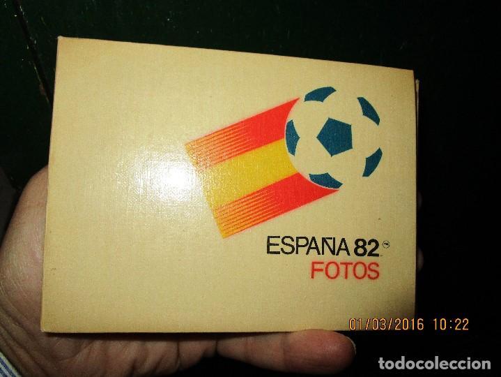 ALBUM VACIO DE FOTOGRAFIA MUNDIAL 82 (Fotografía - Artística)