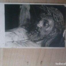 Fotografía antigua: FOTO ANTIGUA MARIO SEVILLA CRISTO . Lote 137881502