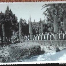 Fotografía antigua: ALUMNAS DE COLEGIO. Lote 138744398