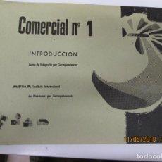 Fotografía antigua: FOTOGRAFIA AFHA CURSO COMERCIAL 5 TOMOS AÑO 1958 - VER DETALLE DE LOS TOMOS . Lote 139380950
