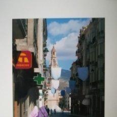 Fotografía antigua: FOTOGRAFÍA ALCOY CALLE SAN NICOLÁS. Lote 139725682