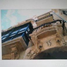 Fotografía antigua: FOTOGRAFÍA ALCOY CASA DEL PAVO. Lote 139726118
