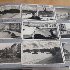 Fotografía antigua: 9 FOTOS DE ALEJANDRIA 1960-EGIPTO. Lote 139898733