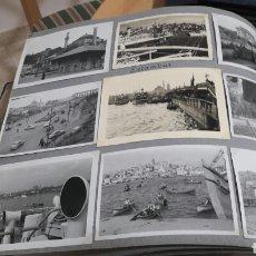 Fotografía antigua: 9 FOTOGRAFIAS DE ESTAMBUL 1960-TURQUIA. Lote 139899294