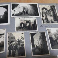 Fotografía antigua: 8 FOTOGRAFIAS DE JERUSALEN 1960-ISRAEL. Lote 139899476