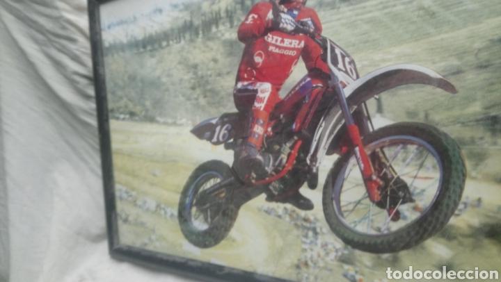 Fotografía antigua: Antiguo Cuadro Motocross S. Marchino - Foto 5 - 140662889