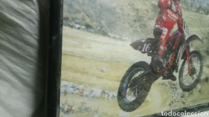 Fotografía antigua: Antiguo Cuadro Motocross S. Marchino - Foto 6 - 140662889