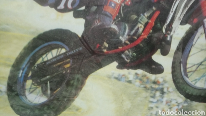 Fotografía antigua: Antiguo Cuadro Motocross S. Marchino - Foto 11 - 140662889