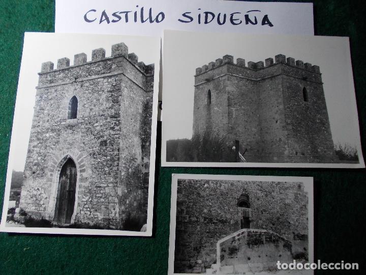FOTOS ANTIGUAS 15X11 CASTILLO DE SIDUEÑA CADIZ (Fotografía - Artística)