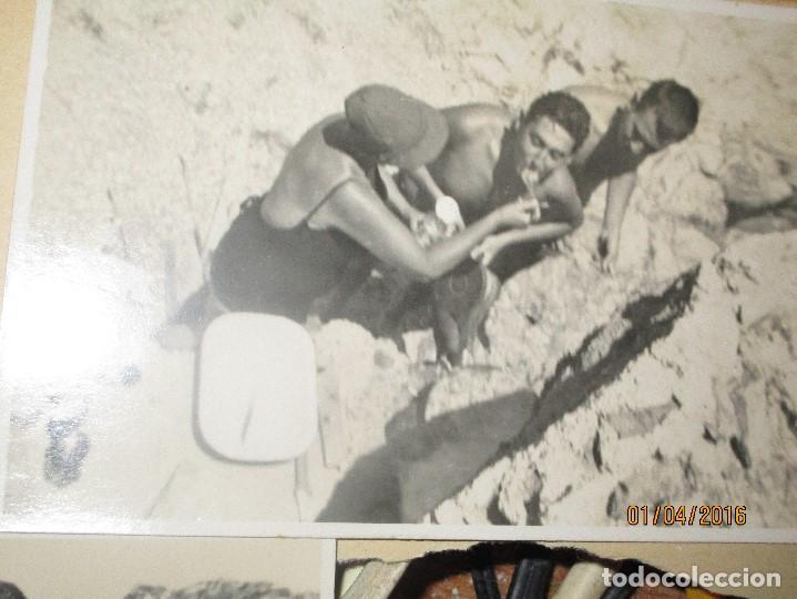 Fotografía antigua: CEUTA LOTE 8 CEUTIES FOTOS ANTIGUAS CHICOS EN PLAYA OFICIAL MILITAR - Foto 7 - 141478162