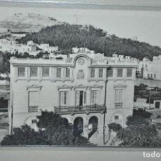 Fotografía antigua: 1910 ARCHIVO CUYÁS. FOTOGRAFÍA EX-CASAS CONSISTORIALES Y EL PUTXET. BARCELONA, SANT GERVASI 1361. Lote 141858662