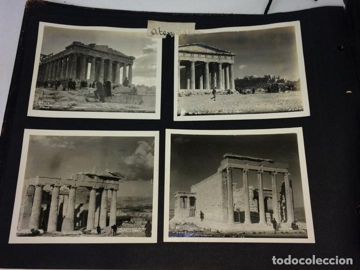 Fotografía antigua: AROUND THE WORLD S.S. RESOLUTE 1927. ALBUM FOTOGRÁFICO. 470 IMÁGENES APROX. U.S.A. 1927 - Foto 5 - 141910898