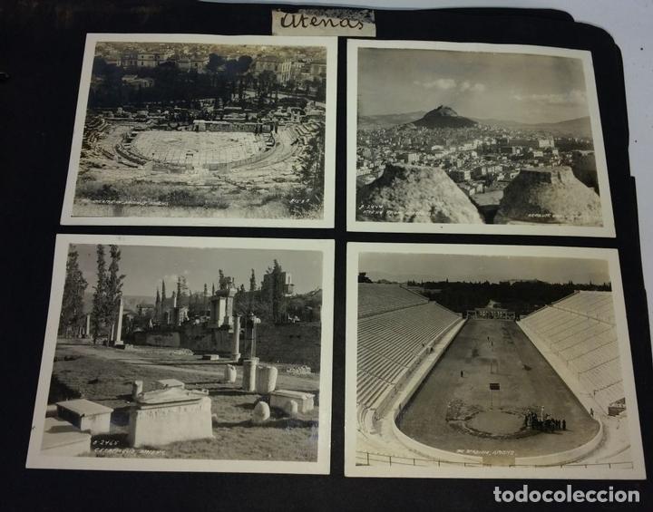 Fotografía antigua: AROUND THE WORLD S.S. RESOLUTE 1927. ALBUM FOTOGRÁFICO. 470 IMÁGENES APROX. U.S.A. 1927 - Foto 6 - 141910898