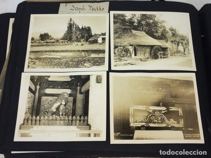 Fotografía antigua: AROUND THE WORLD S.S. RESOLUTE 1927. ALBUM FOTOGRÁFICO. 470 IMÁGENES APROX. U.S.A. 1927 - Foto 8 - 141910898