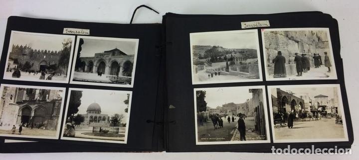 Fotografía antigua: AROUND THE WORLD S.S. RESOLUTE 1927. ALBUM FOTOGRÁFICO. 470 IMÁGENES APROX. U.S.A. 1927 - Foto 10 - 141910898