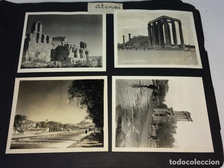 Fotografía antigua: AROUND THE WORLD S.S. RESOLUTE 1927. ALBUM FOTOGRÁFICO. 470 IMÁGENES APROX. U.S.A. 1927 - Foto 12 - 141910898