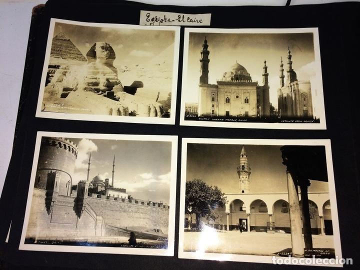 Fotografía antigua: AROUND THE WORLD S.S. RESOLUTE 1927. ALBUM FOTOGRÁFICO. 470 IMÁGENES APROX. U.S.A. 1927 - Foto 15 - 141910898