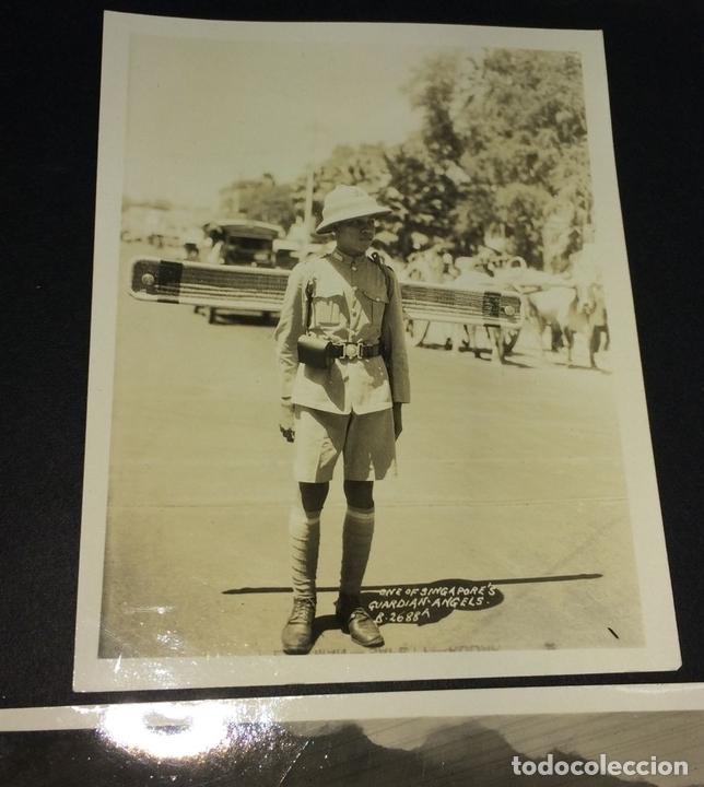 Fotografía antigua: AROUND THE WORLD S.S. RESOLUTE 1927. ALBUM FOTOGRÁFICO. 470 IMÁGENES APROX. U.S.A. 1927 - Foto 19 - 141910898
