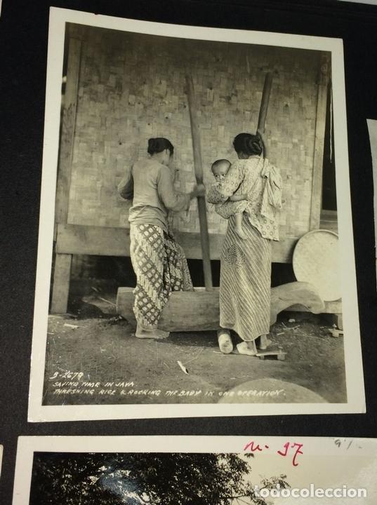 Fotografía antigua: AROUND THE WORLD S.S. RESOLUTE 1927. ALBUM FOTOGRÁFICO. 470 IMÁGENES APROX. U.S.A. 1927 - Foto 20 - 141910898