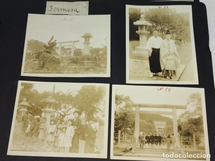 Fotografía antigua: AROUND THE WORLD S.S. RESOLUTE 1927. ALBUM FOTOGRÁFICO. 470 IMÁGENES APROX. U.S.A. 1927 - Foto 21 - 141910898
