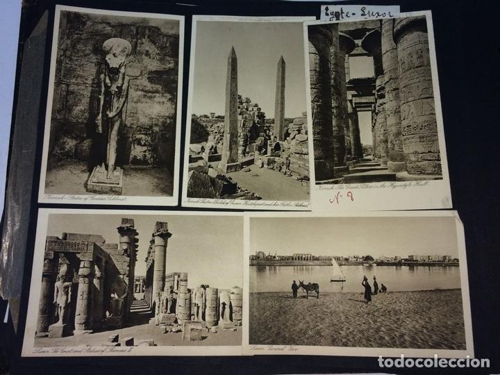 Fotografía antigua: AROUND THE WORLD S.S. RESOLUTE 1927. ALBUM FOTOGRÁFICO. 470 IMÁGENES APROX. U.S.A. 1927 - Foto 23 - 141910898